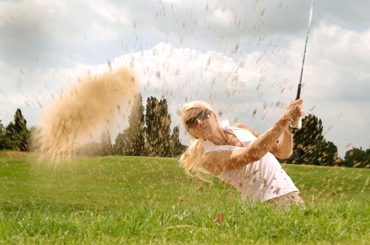 Le golf ma passion