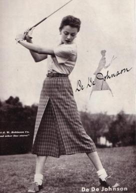 golf-feminin-annees-50