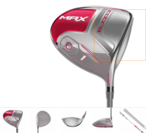 Driver Lady MAX Cobra Golf