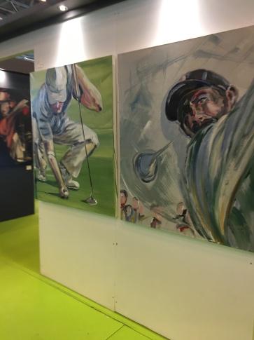 Salon du Golf 2017 Porte de Versailles Paris