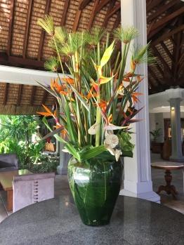 Hotel golf Le Paradis, le Morne, Ile Maurice