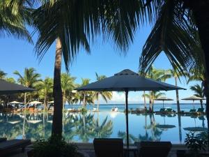 Hotel Golf Le Morne, Ile Maurice Piscine d l'hotel Le Paradis